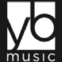 YB music logo
