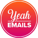 Yeah Emails logo icon
