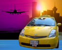 Yellow Cab logo icon