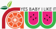 Yes Baby I Like It Raw Logo