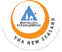 YHA New Zealand logo
