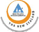 YHA New Zealand logo