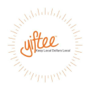 YIFTEE- Local Gifts, On-the-Go logo