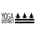 Yoga District studios logo
