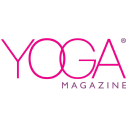 Yoga Magazine logo icon