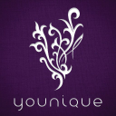 Younique logo icon