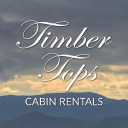 Timber Tops Luxury Log Cabins logo icon