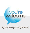 YOU'RE WELCOME - Immersions Linguistiques logo