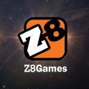 Z8 Games logo icon