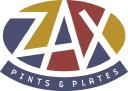 Zax Restaurant and Bar logo