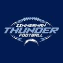 Zimmerman Youth Football logo