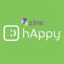 Company logo ZINK hAppy