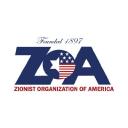 Zionist Organization Of America logo icon