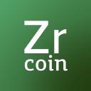 Zr Coin Ico logo icon
