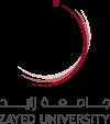 Zayed University logo icon