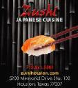 ZUSHI Japanese Cuisine logo